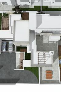 House 1 Aerial View